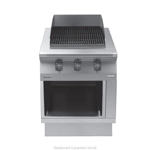 Electrolux Professional 584091 Heavy Duty Gas Range 32 (Magnified)