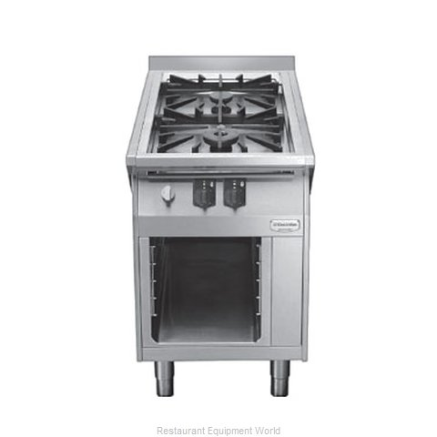Electrolux Professional 584105 Heavy Duty Gas Range 20 (Magnified)