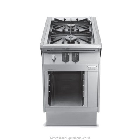 Electrolux Professional 584106 Heavy Duty Gas Range 20 (Magnified)