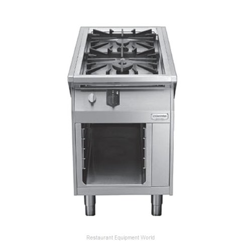 Electrolux Professional 584107 Heavy Duty Gas Range 20 (Magnified)