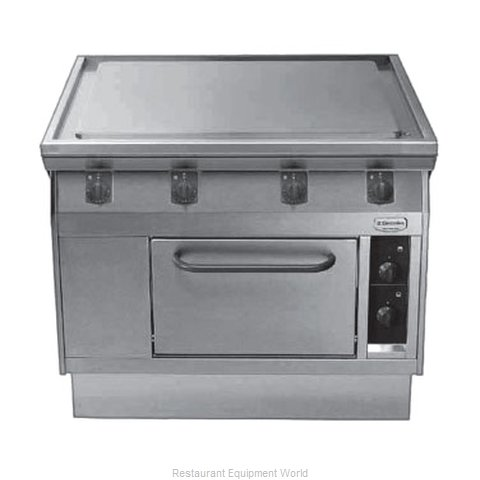 Electrolux Professional 584148 Heavy Duty Electric Range 39