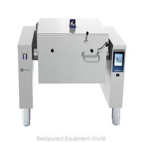 Electrolux Professional 587021 Tilting Skillet Braising Pan, Electric