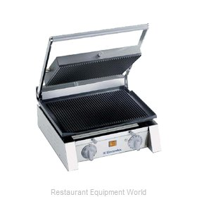 Electrolux Professional 602104 Sandwich / Panini Grill