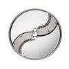 Disco Rebanador <br><span class=fgrey12>(Electrolux Professional 650091 Food Processor, Slicing Disc Plate)</span>