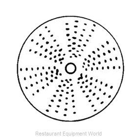 Electrolux Professional 650156 Food Processor, Slicing Disc Plate
