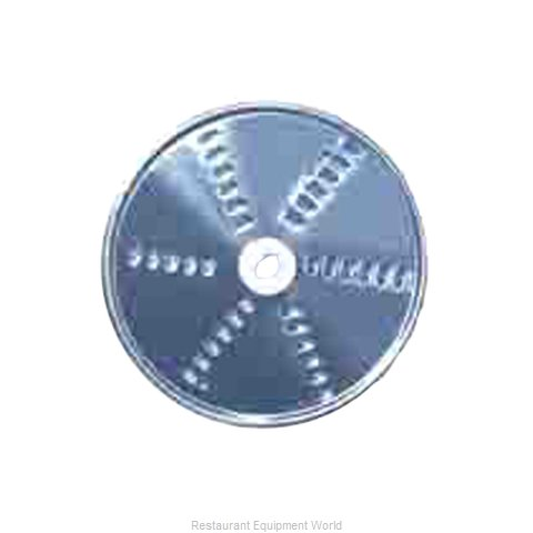 Electrolux Professional 653003 Food Processor, Shredding / Grating Disc Plate
