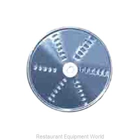 Electrolux Professional 653004 Food Processor, Shredding / Grating Disc Plate