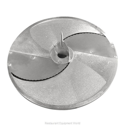 Electrolux Professional 653009 Food Processor, Slicing Disc Plate