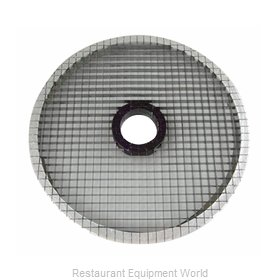Electrolux Professional 653054 Food Processor, Dicing Disc Plate