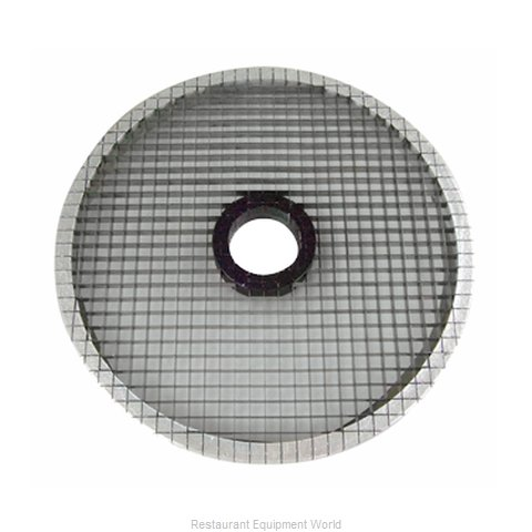 Electrolux Professional 653055 Food Processor, Dicing Disc Plate