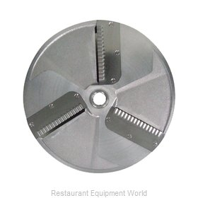 Electrolux Professional 653218 Food Processor, Slicing Disc Plate