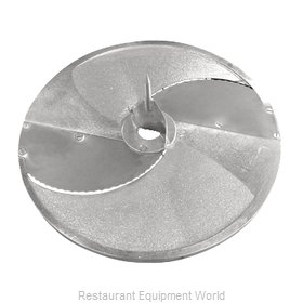 Electrolux Professional 653228 Food Processor, Slicing Disc Plate