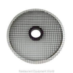 Electrolux Professional 653301 Food Processor, Dicing Disc Plate