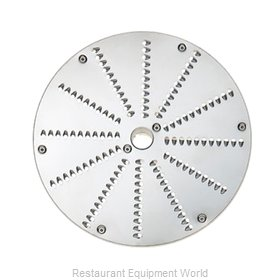Electrolux Professional 653773 Food Processor, Shredding / Grating Disc Plate