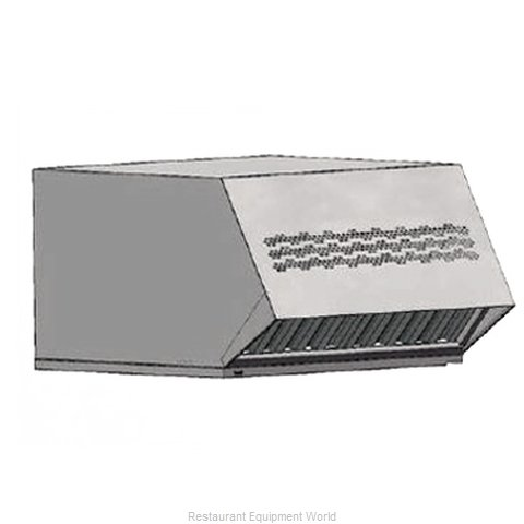 Electrolux Professional ECOVENT-10 Condensate Hood