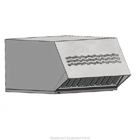 Electrolux Professional ECOVENT-40 Condensate Hood
