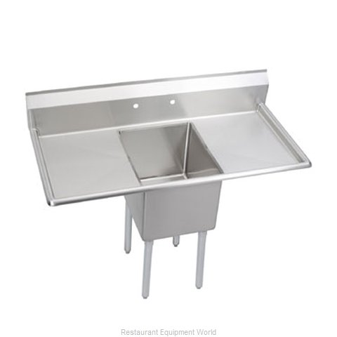 Elkay 14-1C16X20-2-18 Sink 1 One Compartment