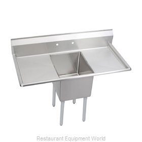 Elkay 14-1C16X20-2-18X Sink, (1) One Compartment
