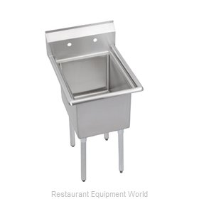 Elkay 14-1C18X18-0 Sink 1 One Compartment