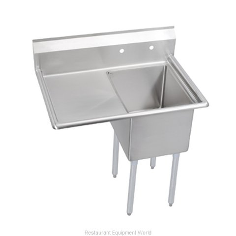 Elkay 14-1C18X18-L-24 Sink, (1) One Compartment