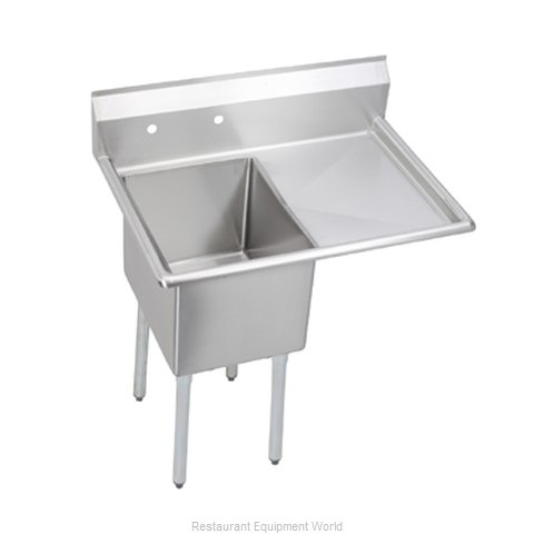 Elkay 14-1C18X18-R-24 Sink, (1) One Compartment