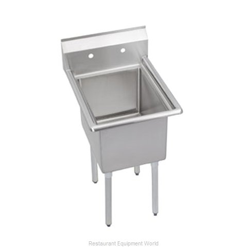Elkay 14-1C18X24-0X Sink, (1) One Compartment