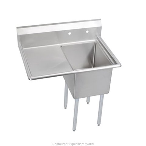 Elkay 14-1C18X24-L-18X Sink, (1) One Compartment