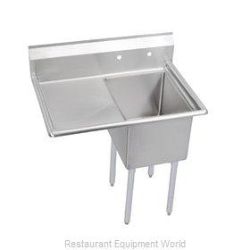 Elkay 14-1C18X24-L-18X Sink, (1) One Compartment