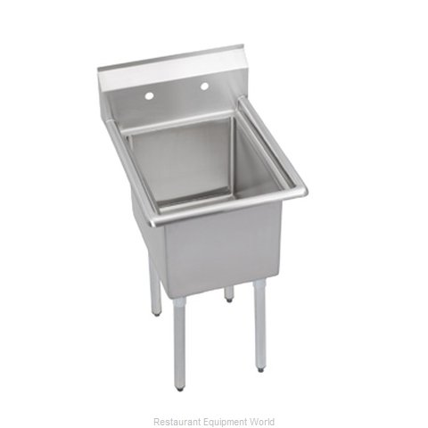 Elkay 14-1C20X20-0 Sink, (1) One Compartment