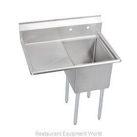 Elkay 14-1C20X20-L-24 Sink, (1) One Compartment