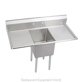 Elkay 1C18X24-2-24X Sink, (1) One Compartment
