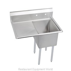 Elkay 1C18X24-L-24 Sink, (1) One Compartment