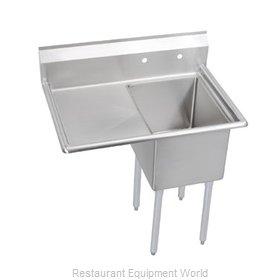 Elkay 1C18X24-L-24X Sink, (1) One Compartment