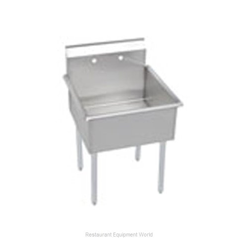 Elkay B1C18X18X Sink, (1) One Compartment