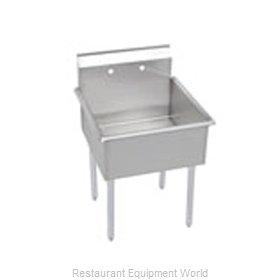Elkay B1C18X18X Sink, (1) One Compartment