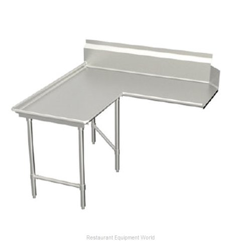 Elkay BCDTLI-120-L Dishtable Clean L Shaped