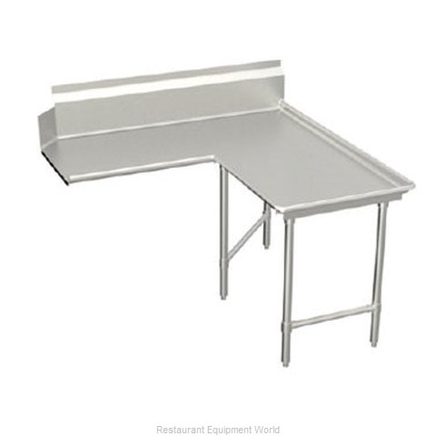 Elkay BCDTLI-120-R Dishtable Clean L Shaped (Magnified)