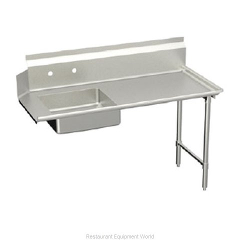 Elkay BDDT-24-R Dishtable, Soiled