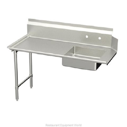 Elkay BDDT-96-L Dishtable, Soiled