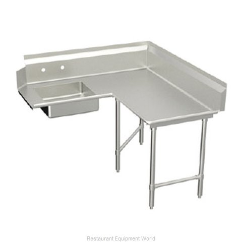 Elkay BDDTL-36-R Dishtable Soiled