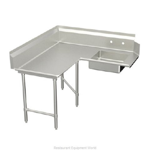 Elkay BDDTL-60-L Dishtable Soiled