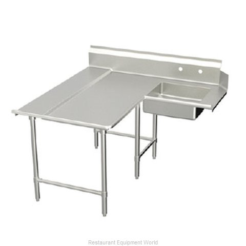 Elkay BDDTLE-36-L Dishtable, Soiled