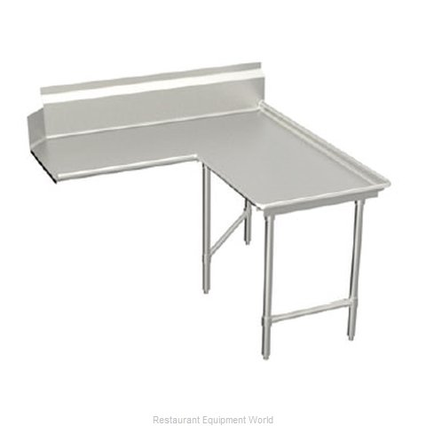 Elkay CDTLI-48-R Dishtable Clean L Shaped (Magnified)