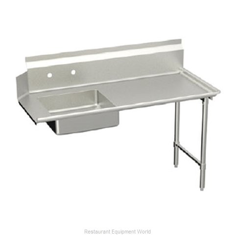 Elkay DDT-24-R Dishtable, Soiled