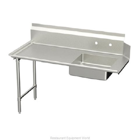 Elkay DDT-30-L Dishtable, Soiled