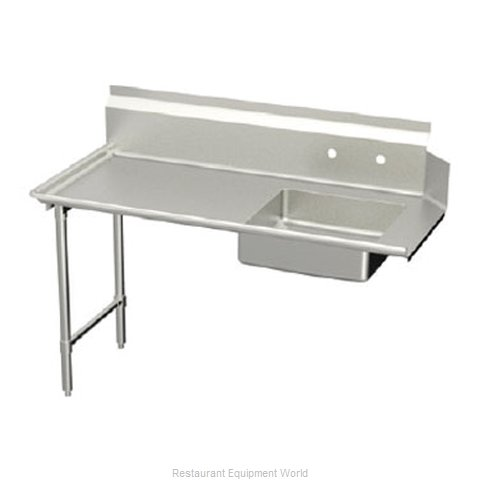 Elkay DDT-72-LX Dishtable, Soiled