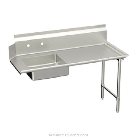 Elkay DDT-72-RX Dishtable, Soiled