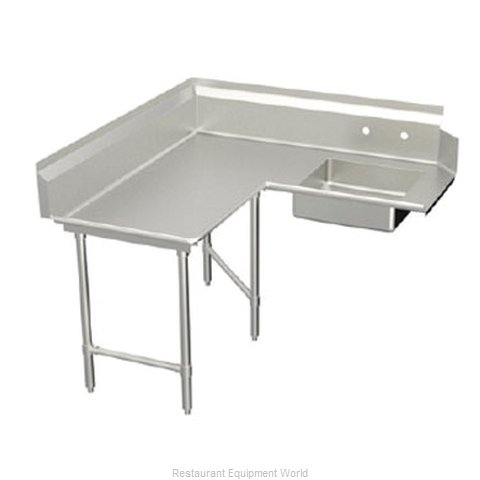 Elkay DDTL-72-L Dishtable Soiled