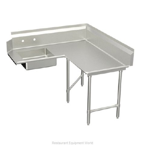 Elkay DDTL-84-R Dishtable, Soiled