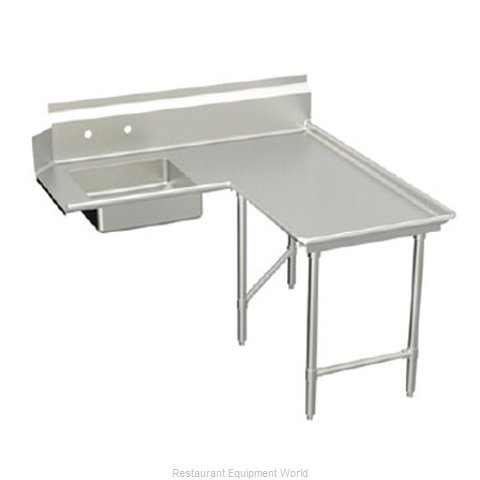 Elkay DDTLI-108-R Dishtable, Soiled